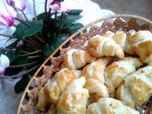 Turbó csokis croissant Nigella módra, avagy az ötperces rongyos kifli…
